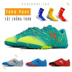 giày đá bóng sân cỏ nhân tạo iwin impro 303 tf