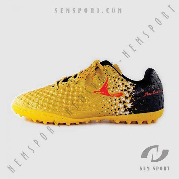 giày đá bóng sân cỏ nhân tạo mira lux 19.3 tf