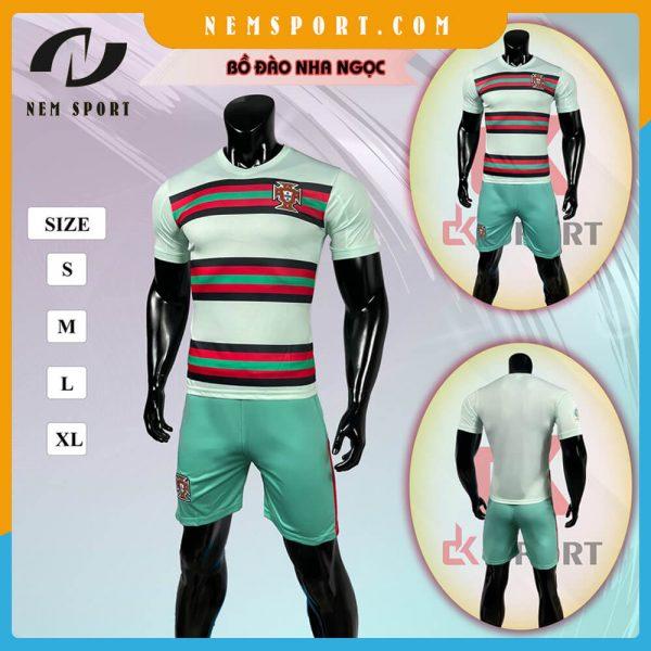 bộ quần áo bóng đá đội tuyển bồ đào nha