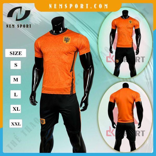 quần áo bóng đá đội tuyển hà lan