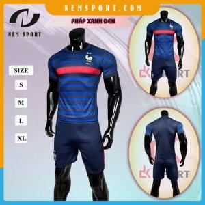 quần áo bóng đá đội tuyển pháp sân nhà