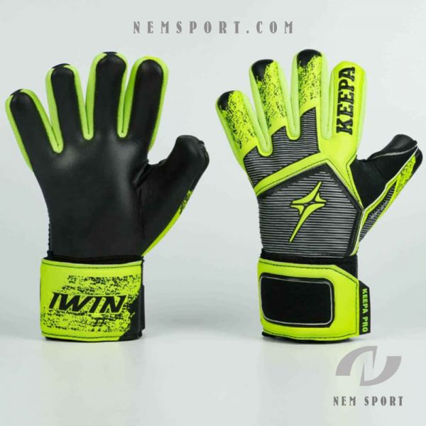 găng tay thủ môn iwin keepa pro gk01