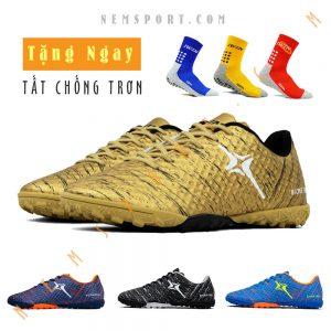 giày đá bóng sân cỏ nhân tạo iwin microfiber m01 tf