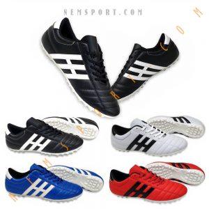 giày đá bóng sân cỏ nhân tạo 3 sọc