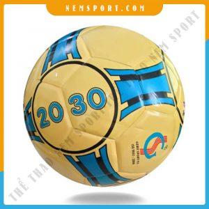 quả bóng đá futsal gerustar 2030 xanh