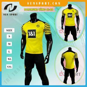 quần áo bóng đá borussia dortmund