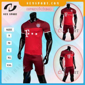 quần áo bóng đá bayern munich