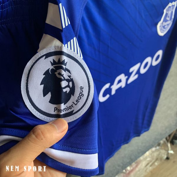 quần áo đá bóng everton sân nhà 2021