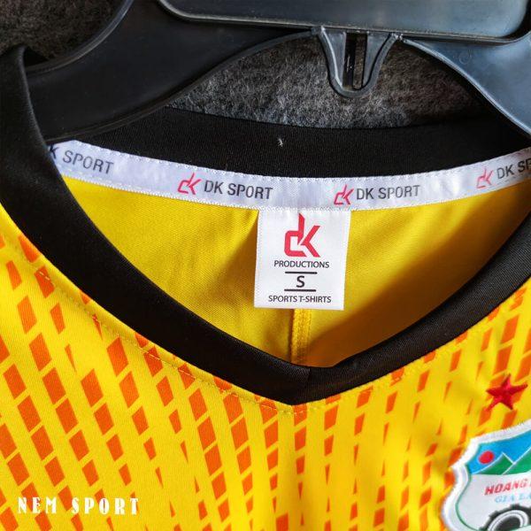 quần áo đá bóng hoàng anh gia lai 2021