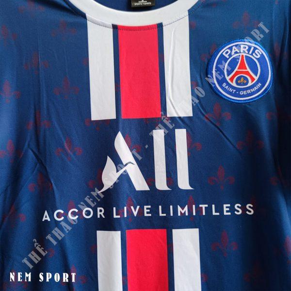 quần áo đá bóng paris saint germain sân nhà 2021