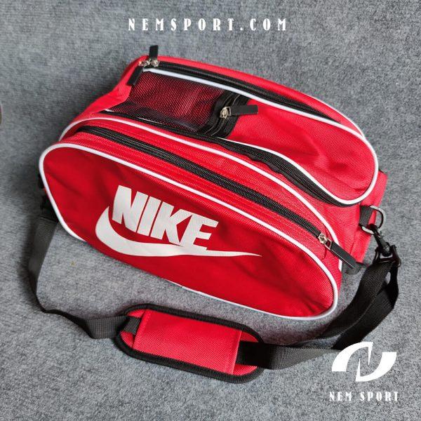 túi đựng giày đá bóng nike đỏ