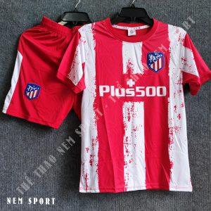 quần áo đá bóng atletico madrid 2021