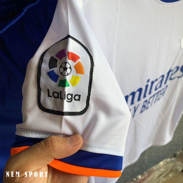 quần áo đá bóng read madrid sân nhà 2021