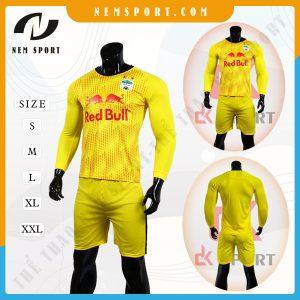 quần áo bóng đá tay dài Hoàng Anh Gia Lai