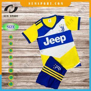quần áo bóng đá trẻ em juventus