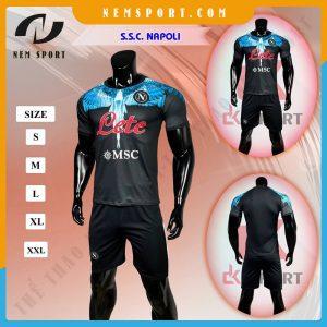 quần áo bóng đá napoli