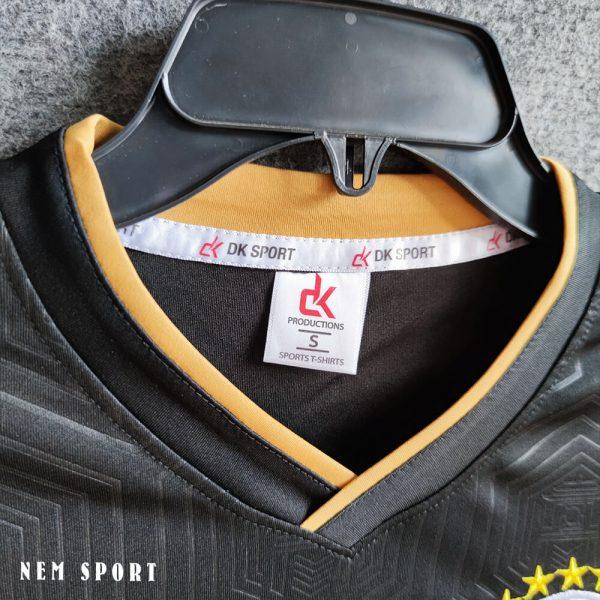 quần áo bóng đá hà nội fc đen