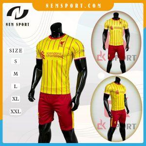 quần áo bóng đá liverpool sân khách