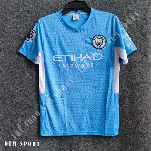 quần áo bóng đá manchester city sân nhà