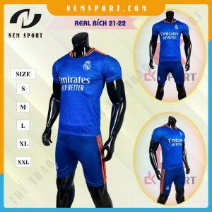 quần áo bóng đá real madrid sân khách