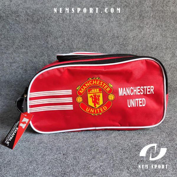 túi đựng giày đá bóng manchester united